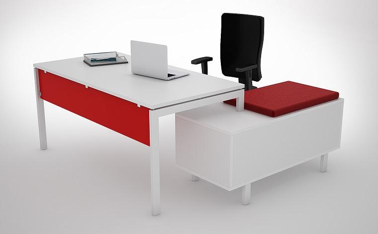 GreenForest - mobilier de birou Birou-EPB1L-160 Fii creativ şi câştigă biroul saptamanii Campanii Fără categorie
