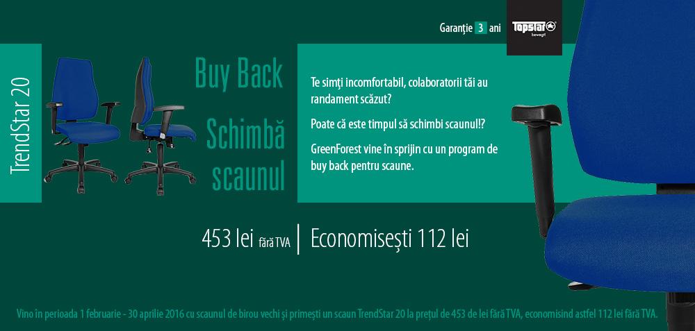 Greenforest buy back