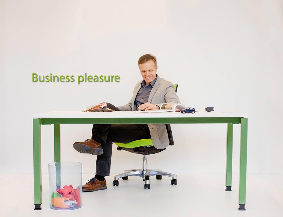 Mobilier birou Greenforest MOVI Business pleasure