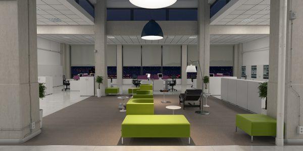 Ergo mobilier birou
