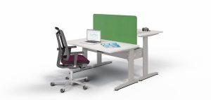 GreenForest - mobilier de birou ANSAMBLU_SITSTAND_SESAT_7140-300x143 Adjustable Operative Desks