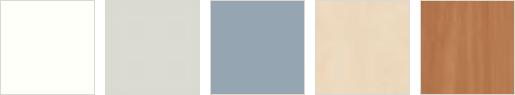 GreenForest - mobilier de birou culori-ergo Casetiere