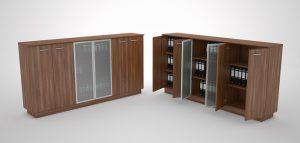 GreenForest - mobilier de birou elbi125_big-300x143 Bookcases