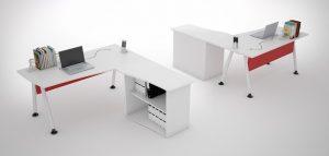 GreenForest - mobilier de birou erre95_big-300x143 Individual Operative Desks