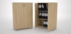 GreenForest - mobilier de birou idd115_big-300x143 Dulapuri
