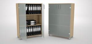 GreenForest - mobilier de birou ivd115_big-300x143 Dulapuri