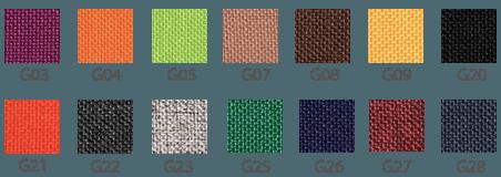 GreenForest - mobilier de birou culori_G Scaune ergonomice operative