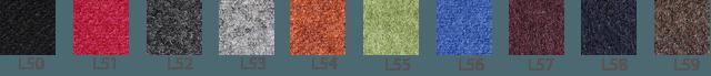 GreenForest - mobilier de birou culori_L Taburete lounge, pufi