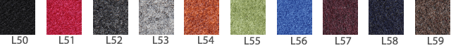 GreenForest - mobilier de birou culori_L Lounge Chairs