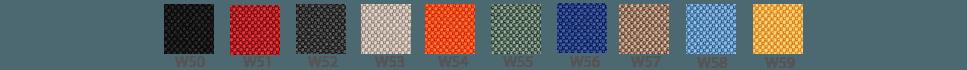 GreenForest - mobilier de birou culori_W Scaune ergonomice operative