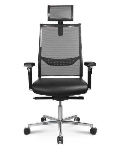 GreenForest - mobilier de birou new-aluart-1-457x600 Executive Swivel Chairs