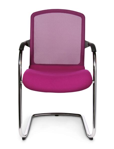 GreenForest - mobilier de birou open-chair-1-457x600 Scaune meeting cu cadru sanie