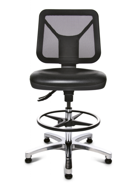 GreenForest - mobilier de birou tec-8090-1-457x600 Industrial Swivel Chairs