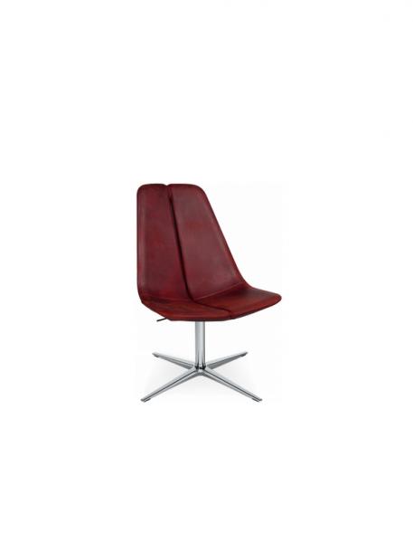 GreenForest - mobilier de birou wagner-w-loungechair2-457x600 Lounge Chairs
