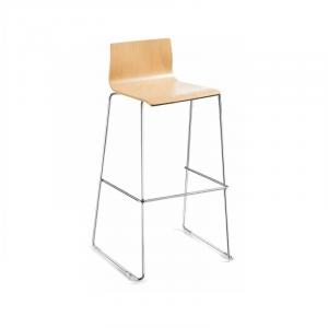 GreenForest - mobilier de birou Filo_stool-300x300 Fixed Bar Stools