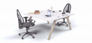 GreenForest - mobilier de birou WLBDsharedesk160-300x143 Sharedesk Operative Desks