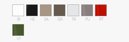 culori disponibile