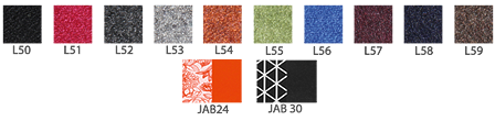 GreenForest - mobilier de birou culori_L_JAB Lounge Chairs
