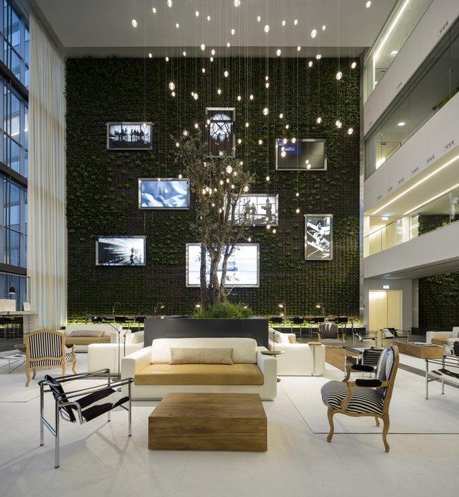 GreenForest - mobilier de birou 01-12 Projects