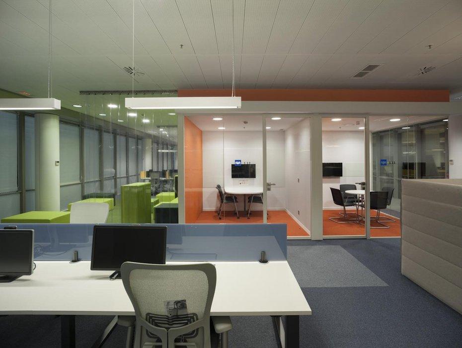 GreenForest - mobilier de birou 08-2 Projects