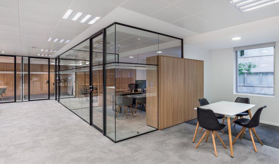 GreenForest - mobilier de birou 12-2 Projects