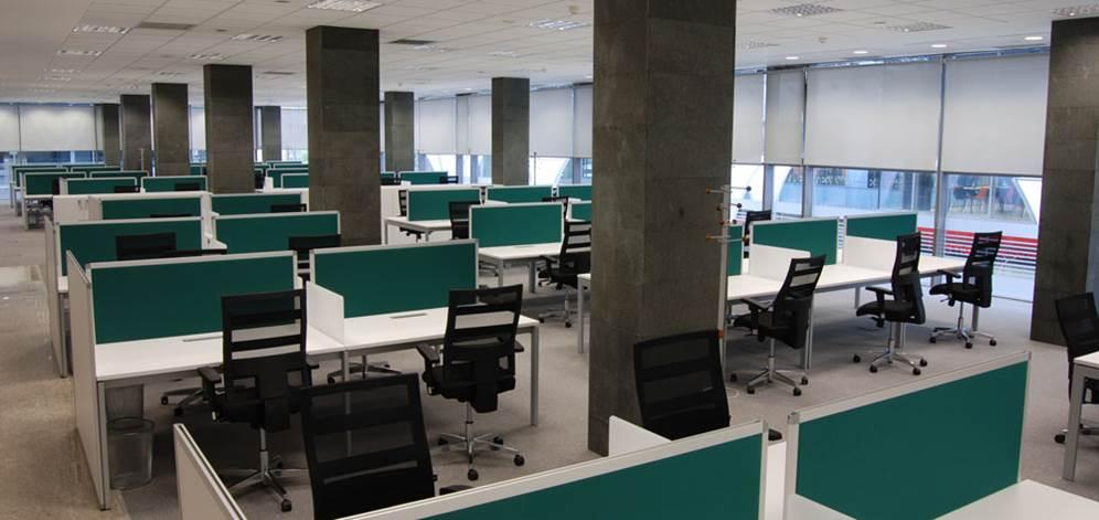 GreenForest - mobilier de birou nokia-romania02 Projects