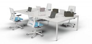 GreenForest - mobilier de birou qbd-280-300x143 Sharedesk Operative Desks