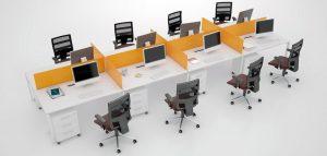 GreenForest - mobilier de birou qbd-560c-300x143 Sharedesk Operative Desks