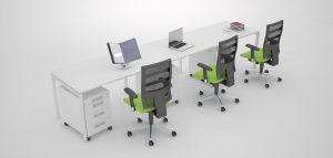 GreenForest - mobilier de birou qbl-420-300x143 Sharedesk Operative Desks
