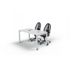 GreenForest - mobilier de birou TRMR_140-300x300 Masă training role TRMR 140 (139x67x74H)