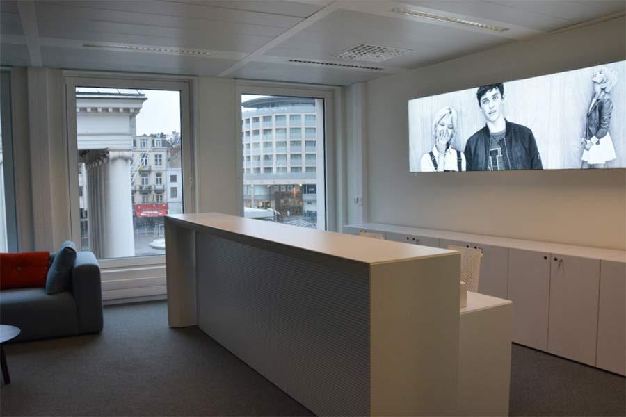 GreenForest - mobilier de birou HeM-BELGIO1 Projects