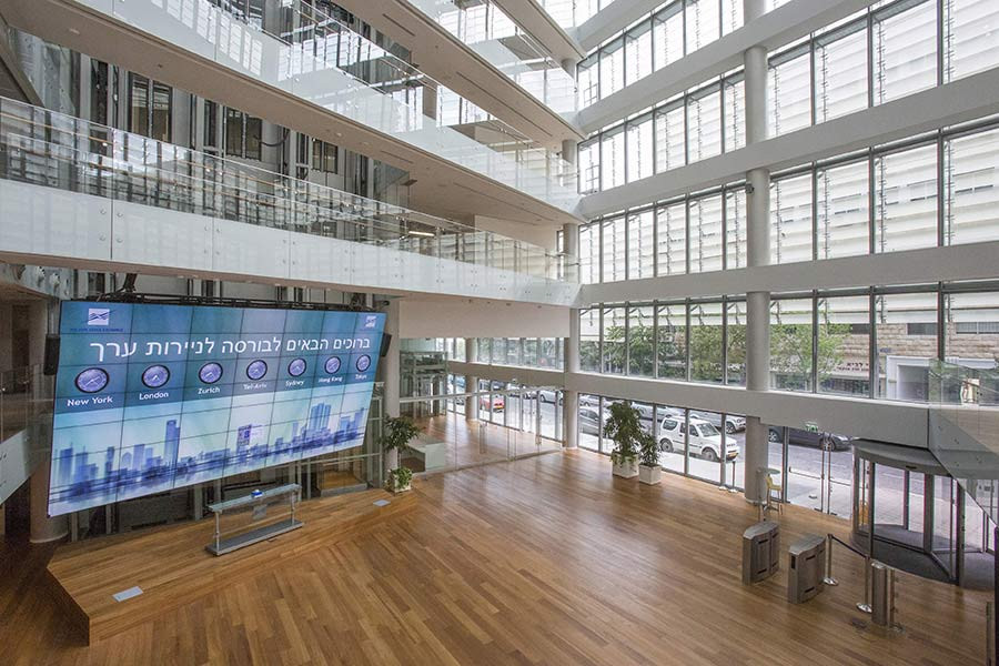 TEL AVIV STOCK EXCHANGE ISRAELE 7 e1534791949442