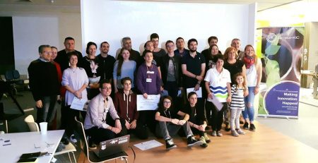 Grup Timisoara Climathon 2018